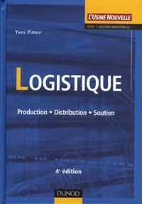 Yves Pimor - Logistique - Production, Distribution, Soutien.