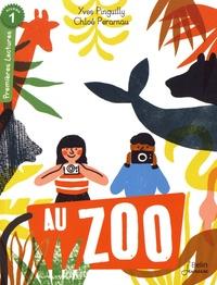 Yves Pinguilly et Chloé Perarnau - Au zoo.