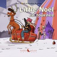 Yves Pinguilly et Aurélien Martinez - Little Noël en tournée.