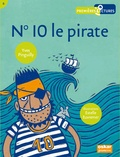 Yves Pinguilly et Estelle Euvremer - N° 10 le pirate.