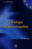 Yves Plasseraud - L'Europe et ses minorités.