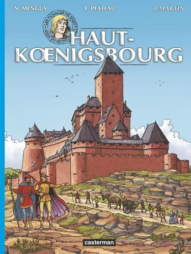 Les voyages de Jhen  Haut-Koenigsbourg