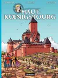 Yves Plateau et Nicolas Mengus - Les voyages de Jhen  : Haut-Koenigsbourg.