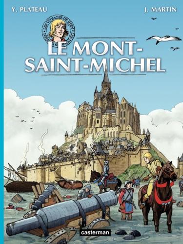 Les voyages de Jhen  Le Mont-Saint-Michel