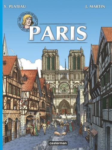 Yves Plateau et J Martin - Les voyages de Jhen  : Paris.