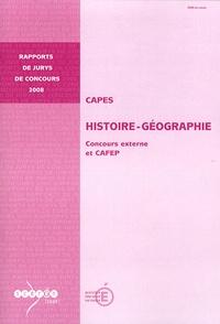Rhonealpesinfo.fr CAPES Histoire-Géographie - Concours externe et CAFEP Image