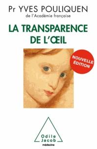 Yves Pouliquen - La transparence de l'oeil.