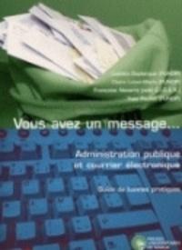 Yves Poullet - Vous avez un message.