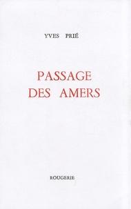 Yves Prié - Passage des amers.