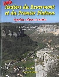 Sentiers du Revermont et du Premier Plateau- 26 itinéraires reconnus dont 1 via ferrata - Yves Ray pdf epub