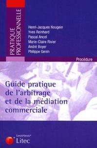 Histoiresdenlire.be Guide pratique de l'arbitrage et de la médiation commerciale Image