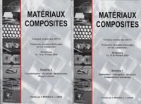 Yves Rémond et  Collectif - Matériaux composites. Deux volumes - Comptes rendus des JNC 13.