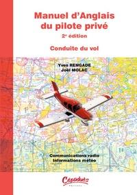 Galabria.be Manuel d'anglais du pilote privé, conduite - Communication radio - informations météo Image