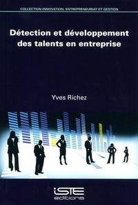 Yves Richez - Détection et développement des talents en entreprise.