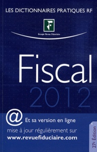Era-circus.be Dictionnaire fiscal 2012 Image