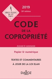 Yves Rouquet et Moussa Thioye - Code de la copropriété - Annoté & commenté.