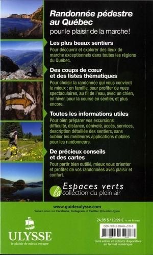 Randonnée pédestre au Québec 9e édition