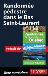 Yves Séguin - Randonnée pédestre dans le Bas Saint-Laurent.