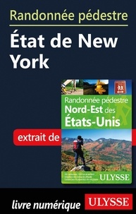 Yves Séguin - Randonnée pédestre Etat de New York.