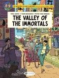 Yves Sente et Peter Van Dongen - Blake & Mortimer 25 - The Valley of the Immortals.