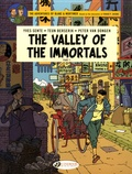 Yves Sente et Teun Berserik - Blake & Mortimer Tome 25 : The Valley of the Immortals - Part 1.