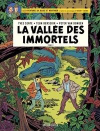 Yves Sente et Teun Berserik - Blake & Mortimer - Tome 26 - La Vallée des immortels.