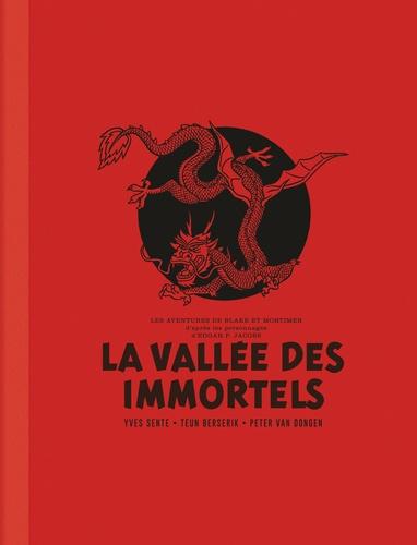 Blake & Mortimer Tome 7 La Vallée des Immortels. Intégrale
