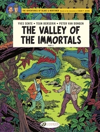 Yves Sente et Peter Van Dongen - Blake & Mortimer - Volume 26 - The Valley of the immortals, Part 2.