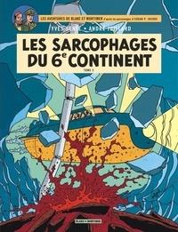 Yves Sente et André Juillard - Les aventures de Blake et Mortimer Tome 17 : Les sarcophages du 6e continent - Tome 2.
