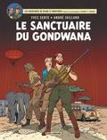 Yves Sente et André Juillard - Les aventures de Blake et Mortimer Tome 18 : Le sanctuaire du Gondwana.