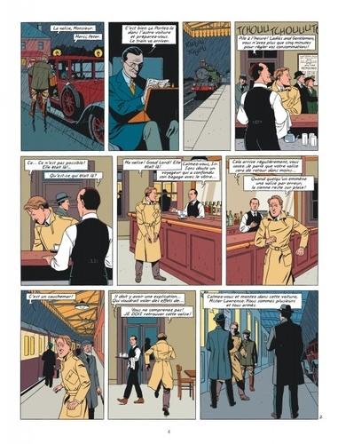 Les aventures de Blake et Mortimer Tome 21 Le serment des cinq lords