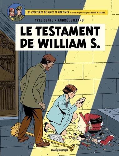 Les aventures de Blake et Mortimer Tome 24 - Le testament de William S.Yves Sente, André Juillard - Format PDF - 9782870972762 - 9,99 €