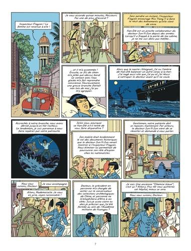 Les aventures de Blake et Mortimer Tome 26 La vallée des immortels. Tome 2, Le millième bras du Mékong