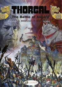 Yves Sente et Grzegorz Rosinski - Thorgal - Volume 24 - The Battle of Asgard.
