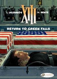 Yves Sente et Iouri Jigounov - XIII Tome 21 : Return to Green Falls.
