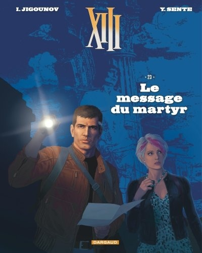 XIII Tome 23 Le message du martyr