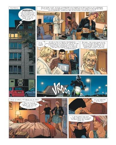 XIII Tome 24 L'héritage de Jason Mac Lane