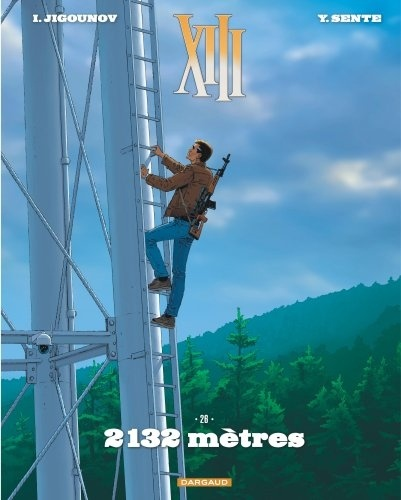 XIII Tome 26 2 132 mètres