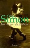 Yves Simon - Un instant de bonheur.