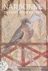 Yves Solier - Narbonne (Aude) - Les monuments antiques et médiévaux, le Musée archéologique et le Musée lapidaire.