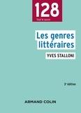 Yves Stalloni - Les genres littéraires.