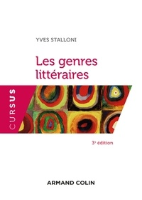 Yves Stalloni - Les genres littéraires.