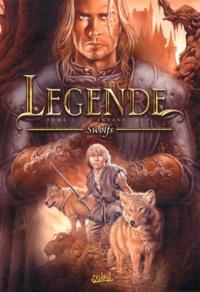 Yves Swolfs - Légende Tome 1 : L'enfant loup.