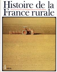 HISTOIRE DE LA FRANCE RURALE. Tome 4, La fin de la France paysanne, De 1914 à nos jours.pdf