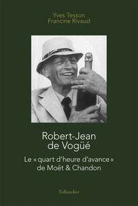 Robert-Jean de Vogüé- Le