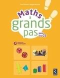 Yves Thomas et Magali Hersant - Maths à grand pas pour les GS. 1 Cédérom