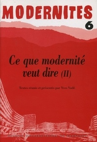 Yves Vadé - .