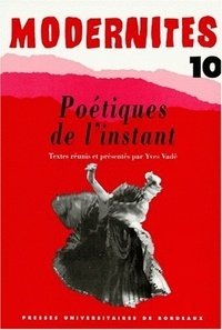 Yves Vadé - Poétiques de l'instant.