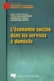 Yves Vaillancourt - L'économie sociale dans les services à domicile.