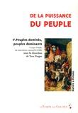 Yves Vargas - De la puissance du peuple - Tome 5, Peuples dominés, peuples dominantes.